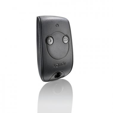 Télécommande SOMFY 2 canaux RTS - pour portail et porte de garage